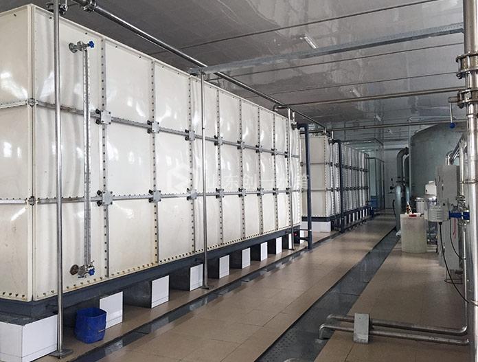 黑龙江宾西牛业公司项目-玻璃钢直播吧手机版足球直播